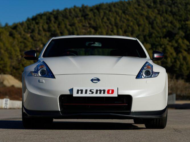 Nissan 370Z nismo coupe UK-spec cars 2013 wallpaper