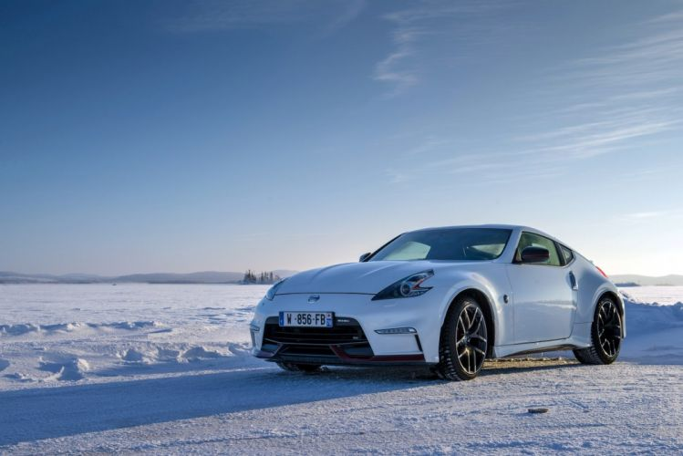 Nissan 370Z nismo coupe cars 2014 wallpaper