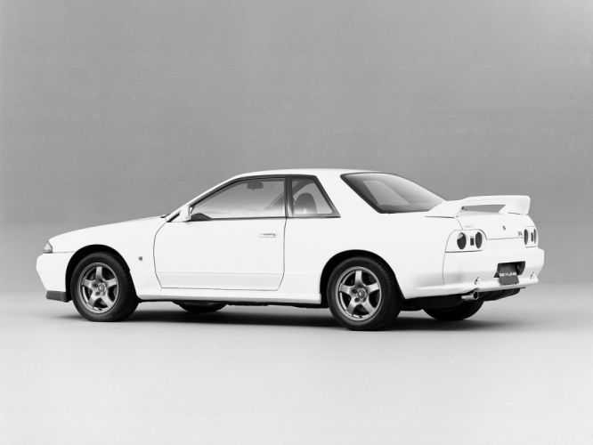 Nissan Skyline GT-R 1989 coupe cars wallpaper
