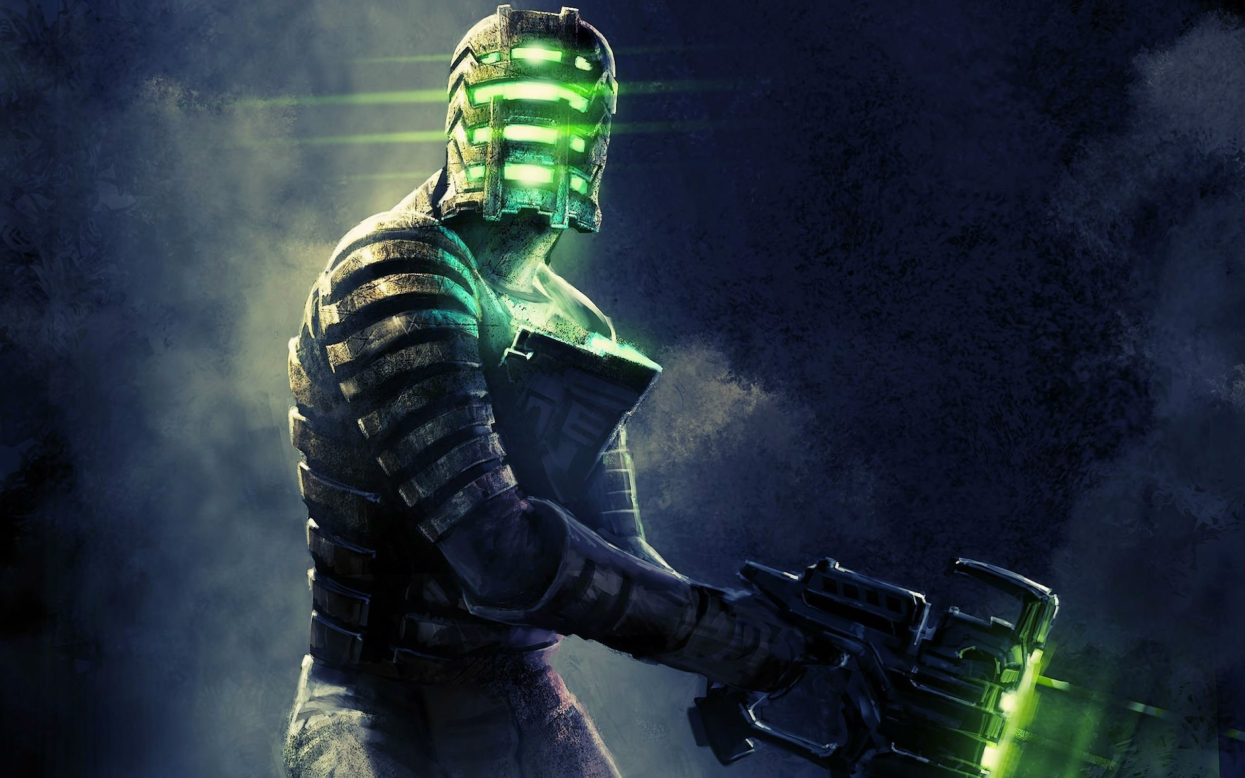 DEAD SPACE sci-fi shooter action futuristic 1deads warrior ...