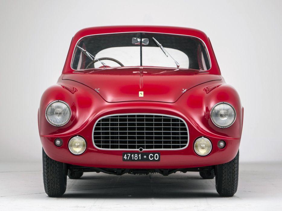 Ferrari 166 Inter Coupe touring 1948 wallpaper