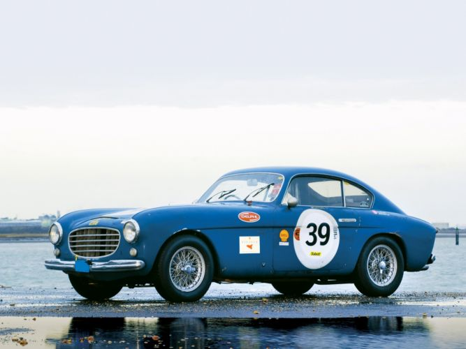 Ferrari 166-195 Inter Coupe vignale cars wallpaper