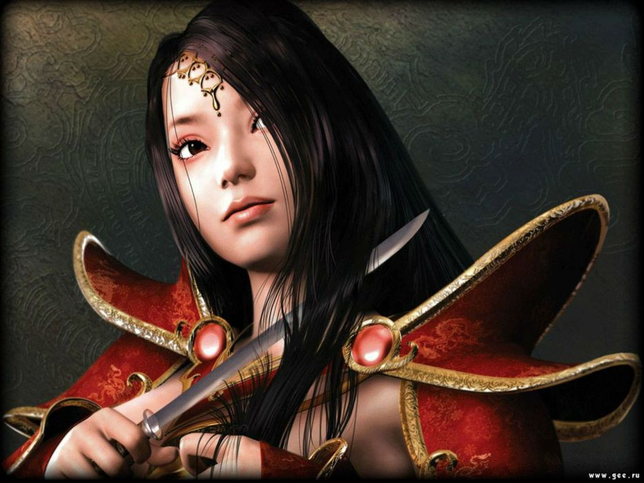 LEGEND Of MIR fantasy mmo online rpg perfect sprite fairy oriental asian artwork 1lomir warrior samurai wallpaper