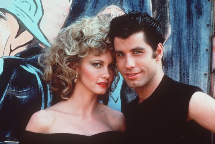 grease pelicula aventuras wallpaper