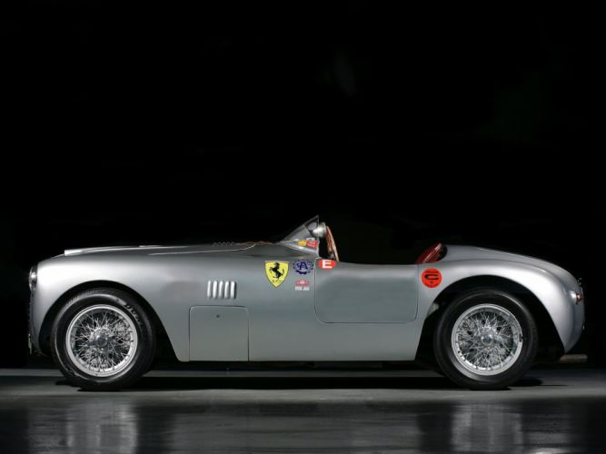 Ferrari 212 Export Motto Spyder cars 1951 wallpaper