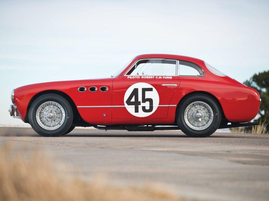 Ferrari 225-S Berlinetta cars Vignale 1952 wallpaper
