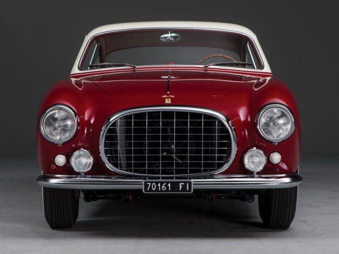 Ferrari 250 Europa Coupe cars Pininfarina 1953 wallpaper