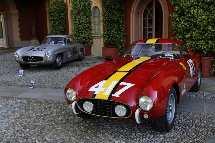 Ferrari 250-GT Berlinetta Tour de France louvre cars Pininfarina 1957 wallpaper