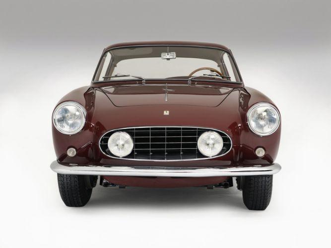 Ferrari 250-GT Ellena Coupe cars 1957 wallpaper