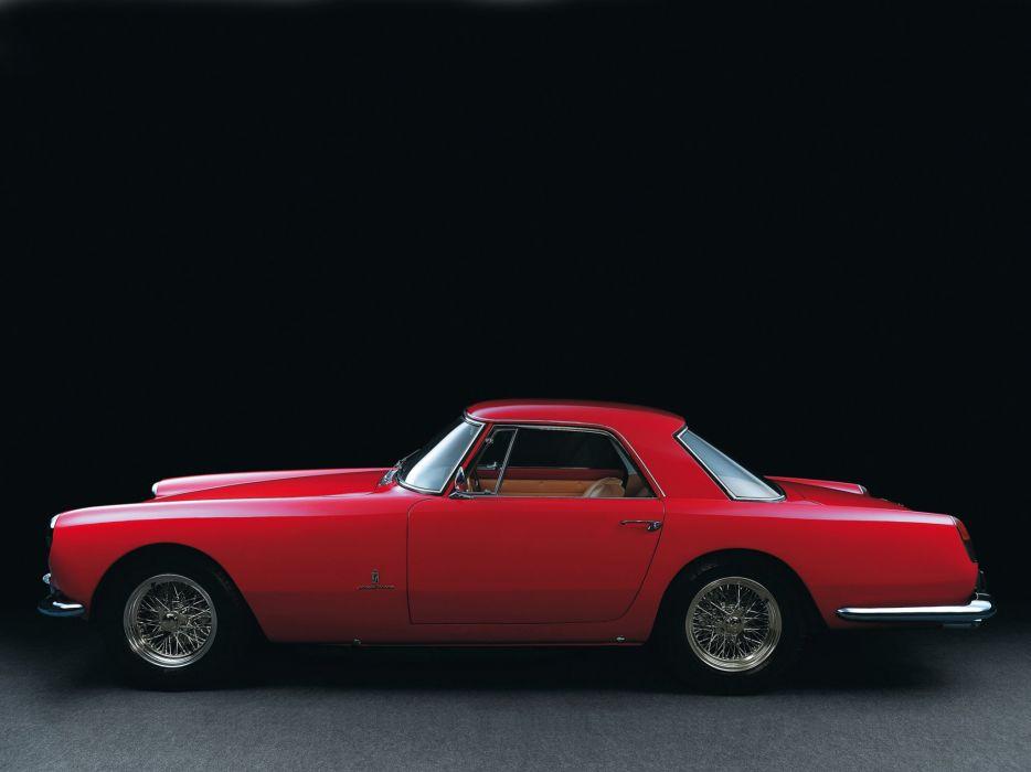 Ferrari 250-GT Coupe cars 1958 wallpaper