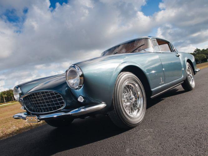 Ferrari 250-GT Coupe Speciale cars 1956 wallpaper