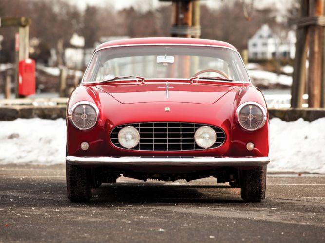 Ferrari 250-GT Coupe cars 1956 wallpaper