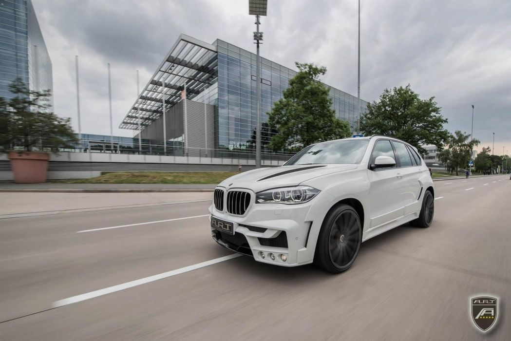 BMW-X5 bodykit modified cars suv A R T wallpaper