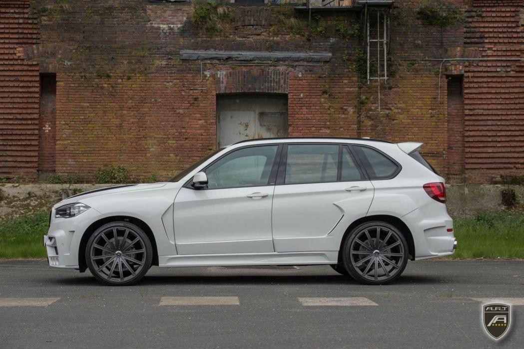 BMW-X5 bodykit modified cars suv A R T wallpaper