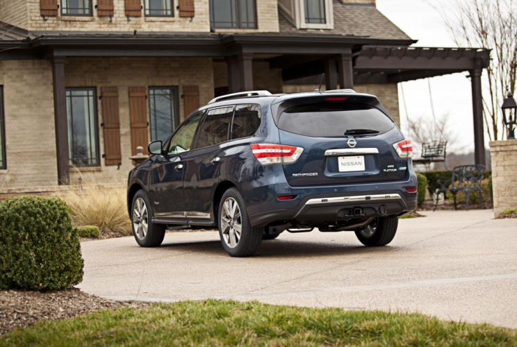 Nissan Pathfinder Hybrids 4wd cars 2015 wallpaper