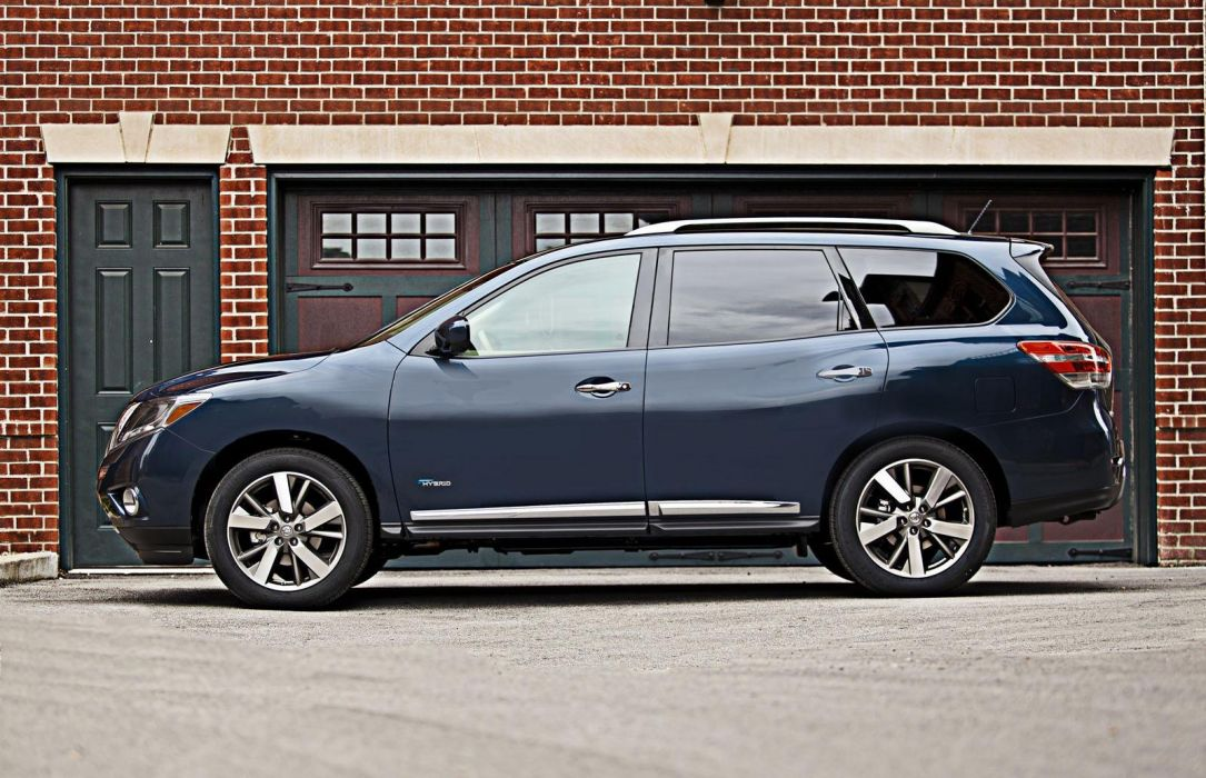 Nissan Pathfinder Hybrids 4wd cars 2015 wallpaper