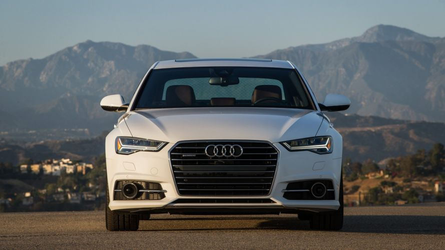 2016 Audi-a6 TFSI quattro S-line cars US-spec wallpaper