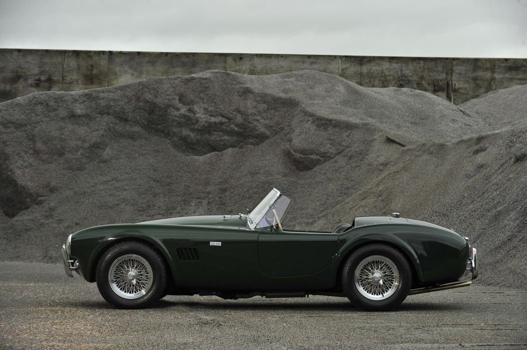 1964 Shelby Cobra 289 cars roadster classic wallpaper