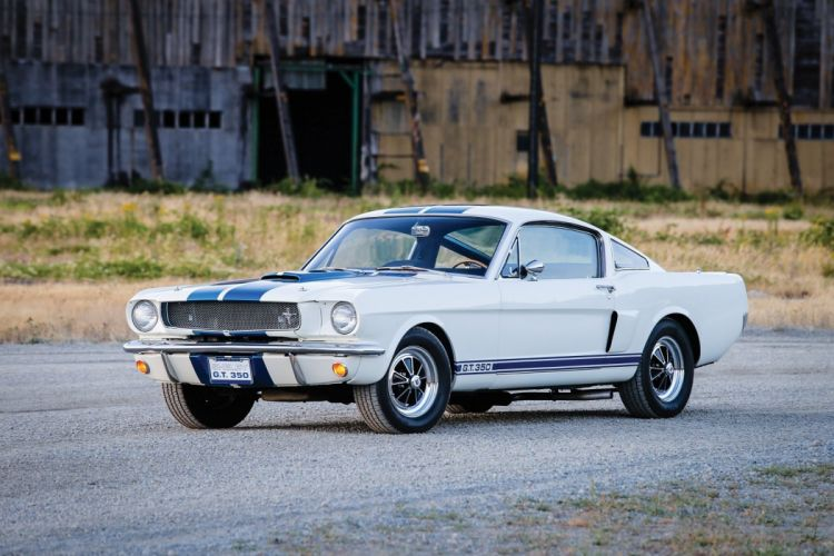 1966 Shelby GT350 ford mustang cars Prototype wallpaper