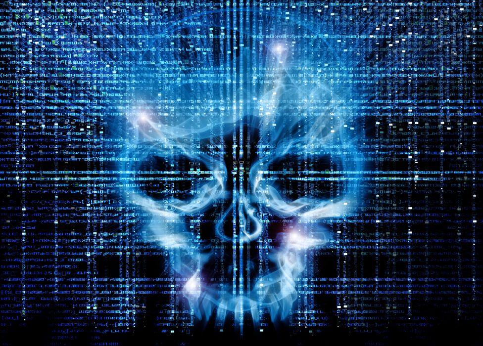 Hacker Hack Hacking Internet Computer Anarchy Sadic Virus