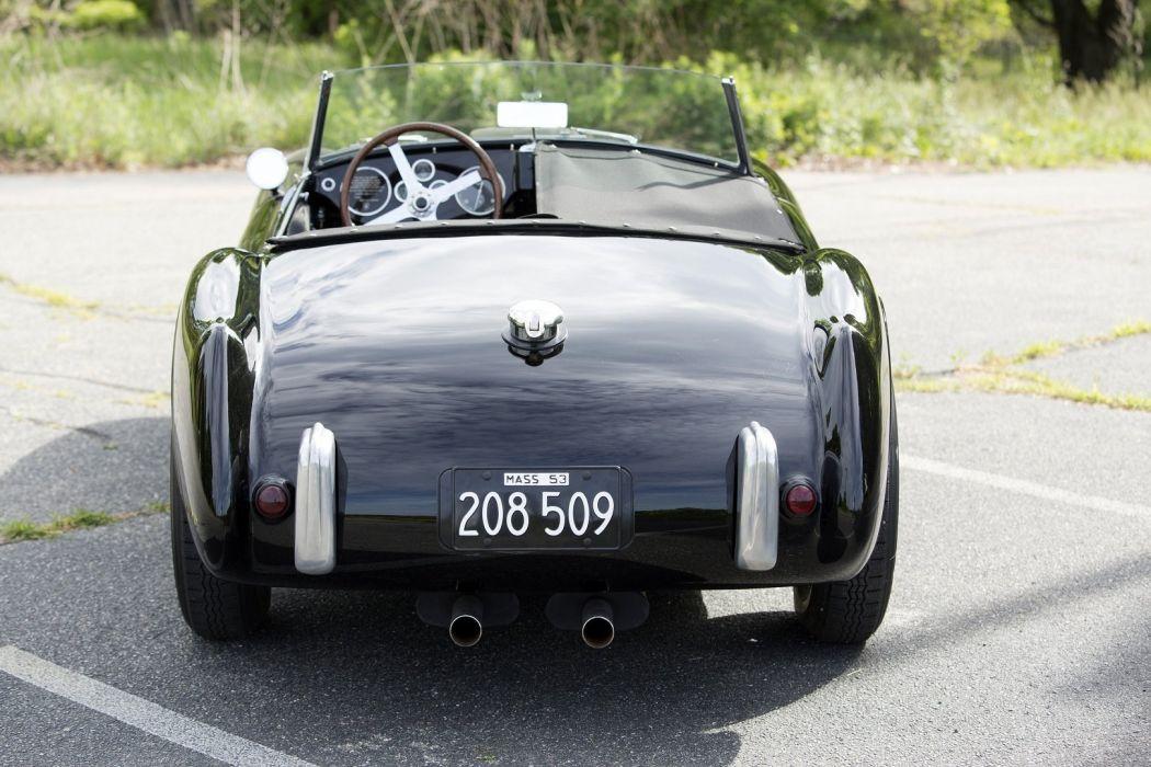 Siata 208S Barchetta cars classic 1953 wallpaper