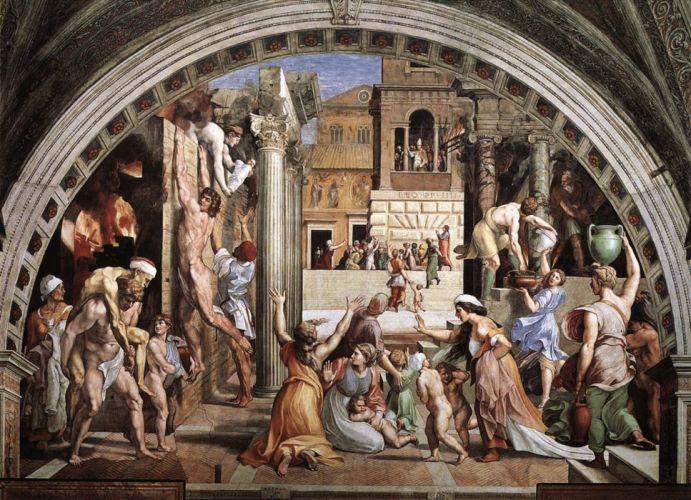 cuadro arte renacimiento wallpaper