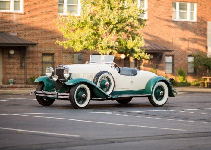 1929 Kissel Model 8-95 White Eagle Speedster cars classic wallpaper