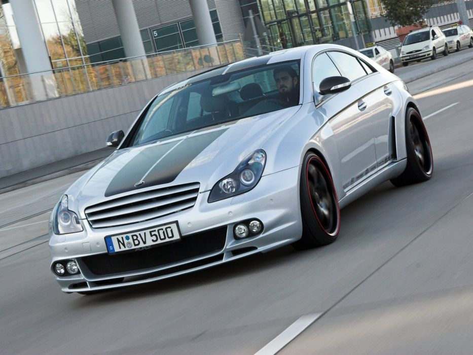 ART mercedes CLS GTR 374 cars modified 4wd wallpaper