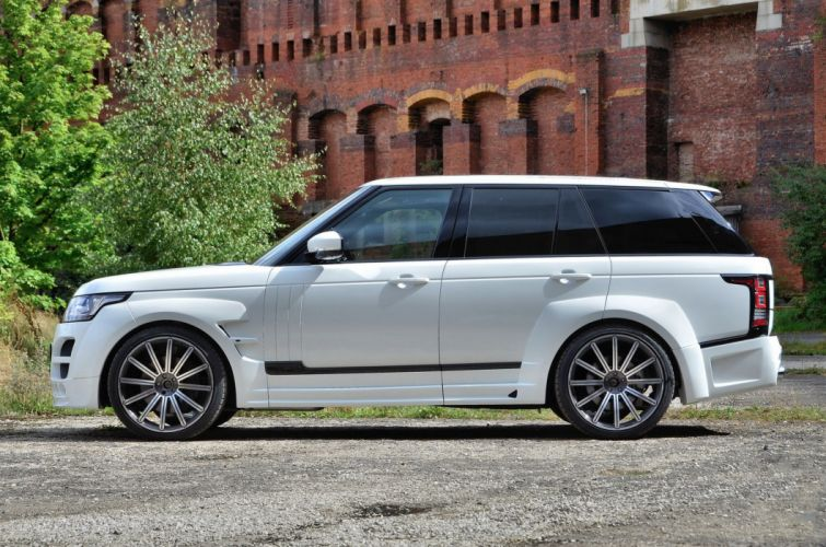 ART range rover Road Buster cars modified suv 2013 wallpaper
