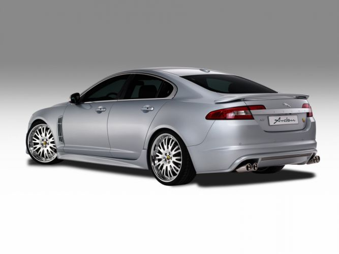 Arden jaguar-xf AJ21 cars modified 2009 wallpaper