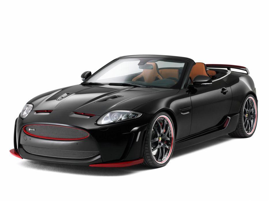 Arden jaguar-xk AJ20-rs convertible cars modified 2009 wallpaper