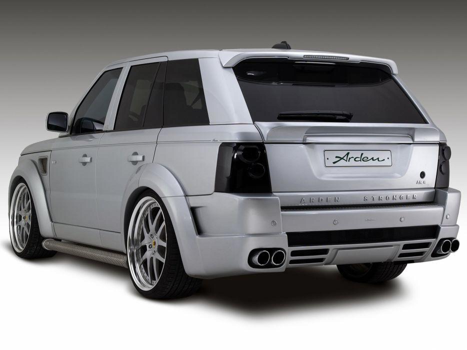 Arden Range Rover Sport AR6 Stronger cars modified 2009 wallpaper