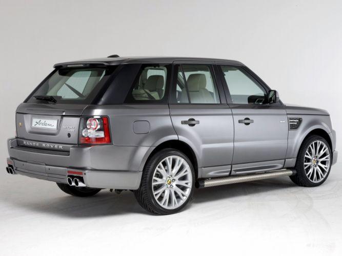 Arden Range Rover Sport AR5 Stronger cars modified 2010 wallpaper