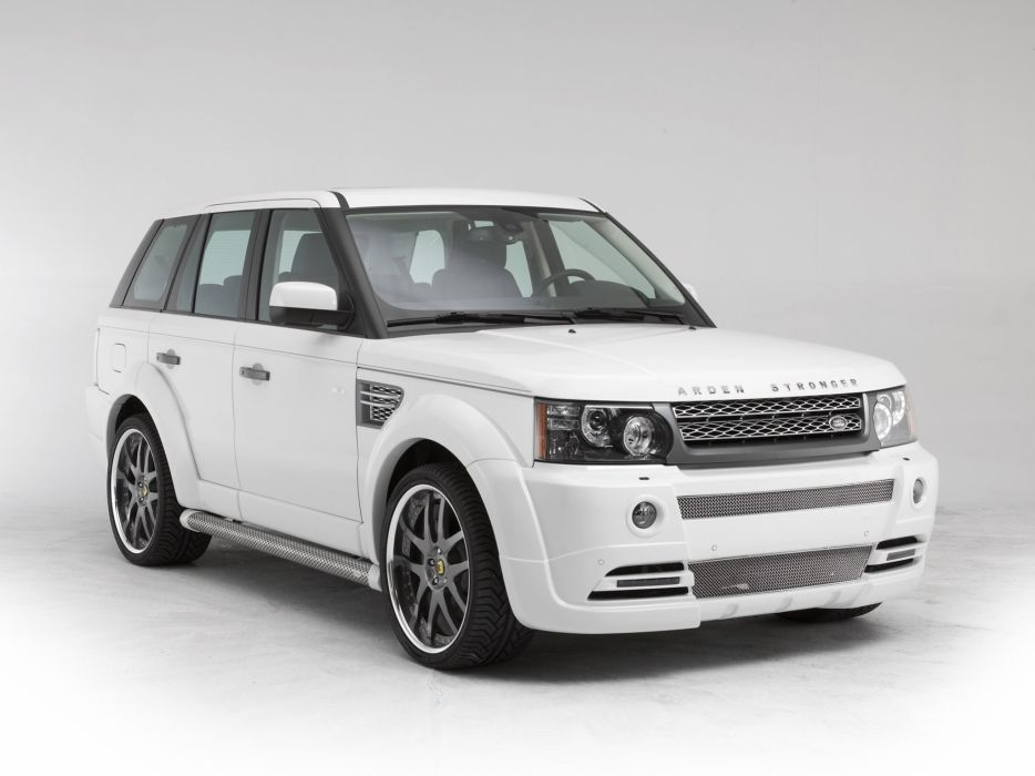 Arden Range Rover Sport AR6 Stronger cars modified 2010 wallpaper