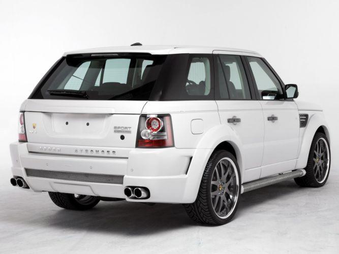 Arden Range Rover Sport AR6 Stronger cars modified 2010 wallpaper