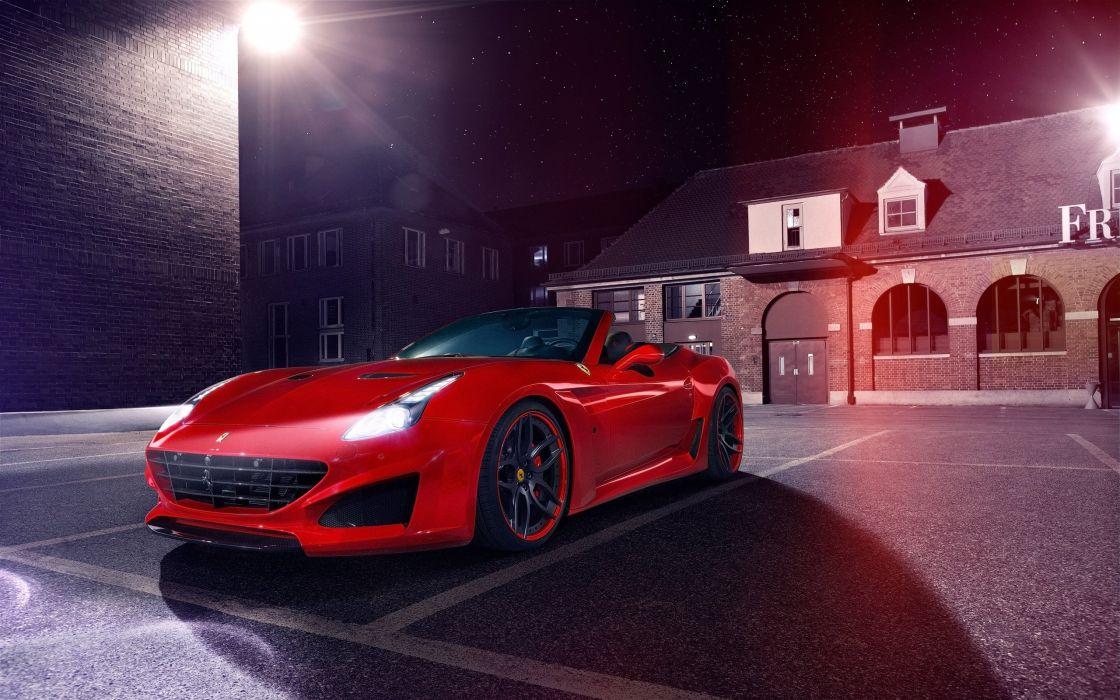 2015 Novitec Rosso Ferrari California T N-Largo wallpaper