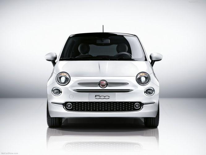 Fiat 500 2016 cars wallpaper