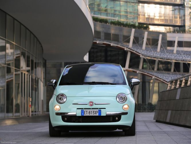 Fiat 500 cult 2014 cars wallpaper