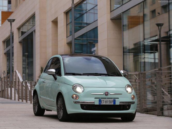 Fiat 500 cult 2014 cars wallpaper