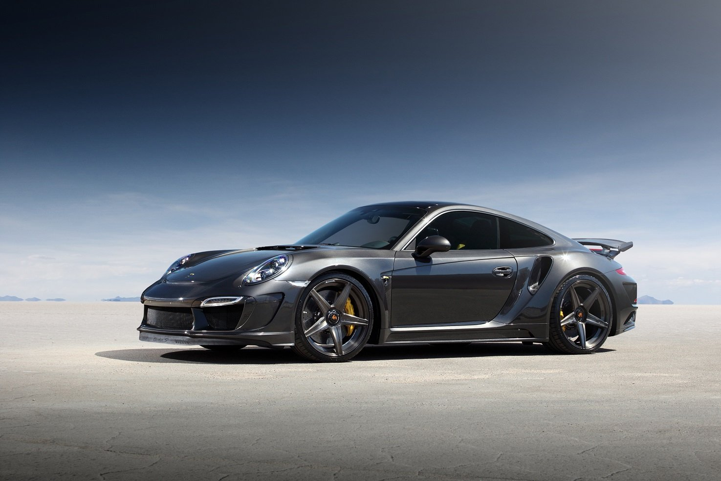 topcar porsche 911 turbo stinger gtr carbon edition cars modified 991 2015 wallpaper 1475x984 742065 wallpaperup