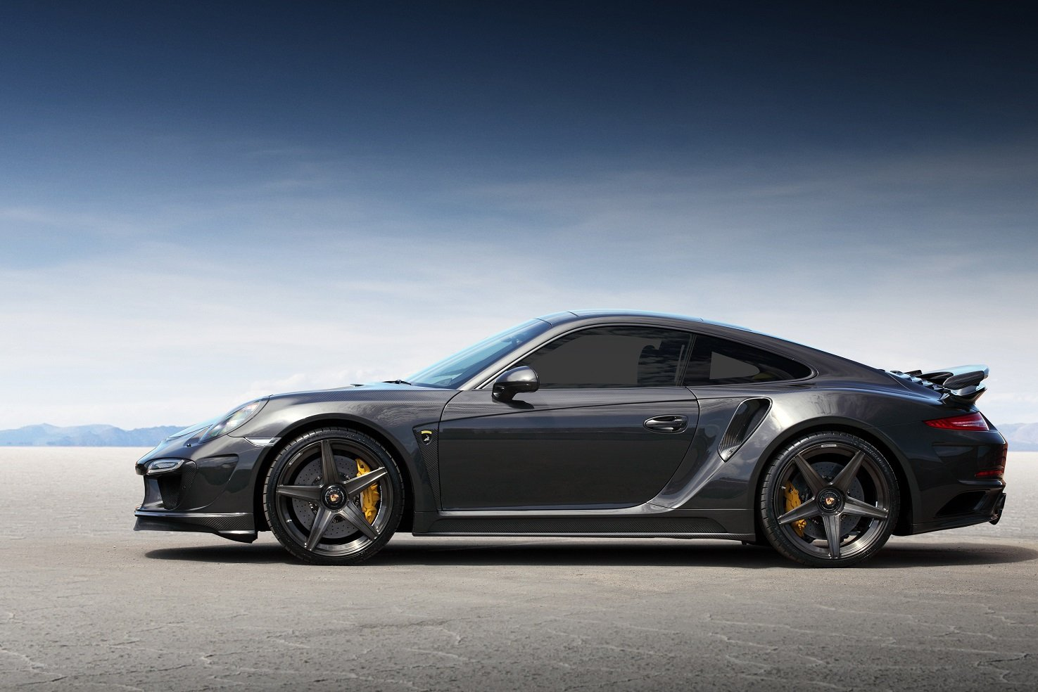 topcar porsche 911 turbo stinger gtr carbon edition cars modified 991 2015 wallpaper 1475x984 742066 wallpaperup