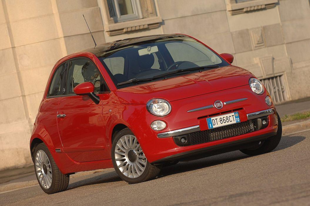 Fiat 500 PUR-O2 (312) 2009 cars wallpaper