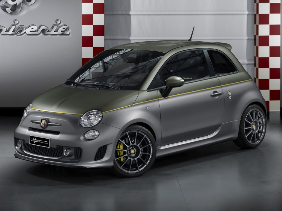 fiat Abarth 695 Hype 2013 cars wallpaper