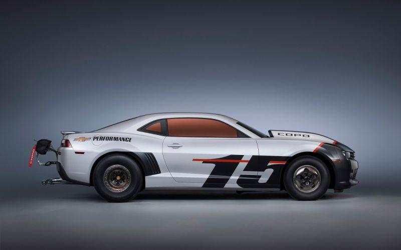 2015-Chevrolet-COPO-Camaro wallpaper