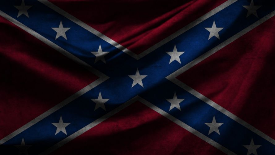 CONFEDERATE flag usa america united states csa civil war rebel dixie military poster wallpaper