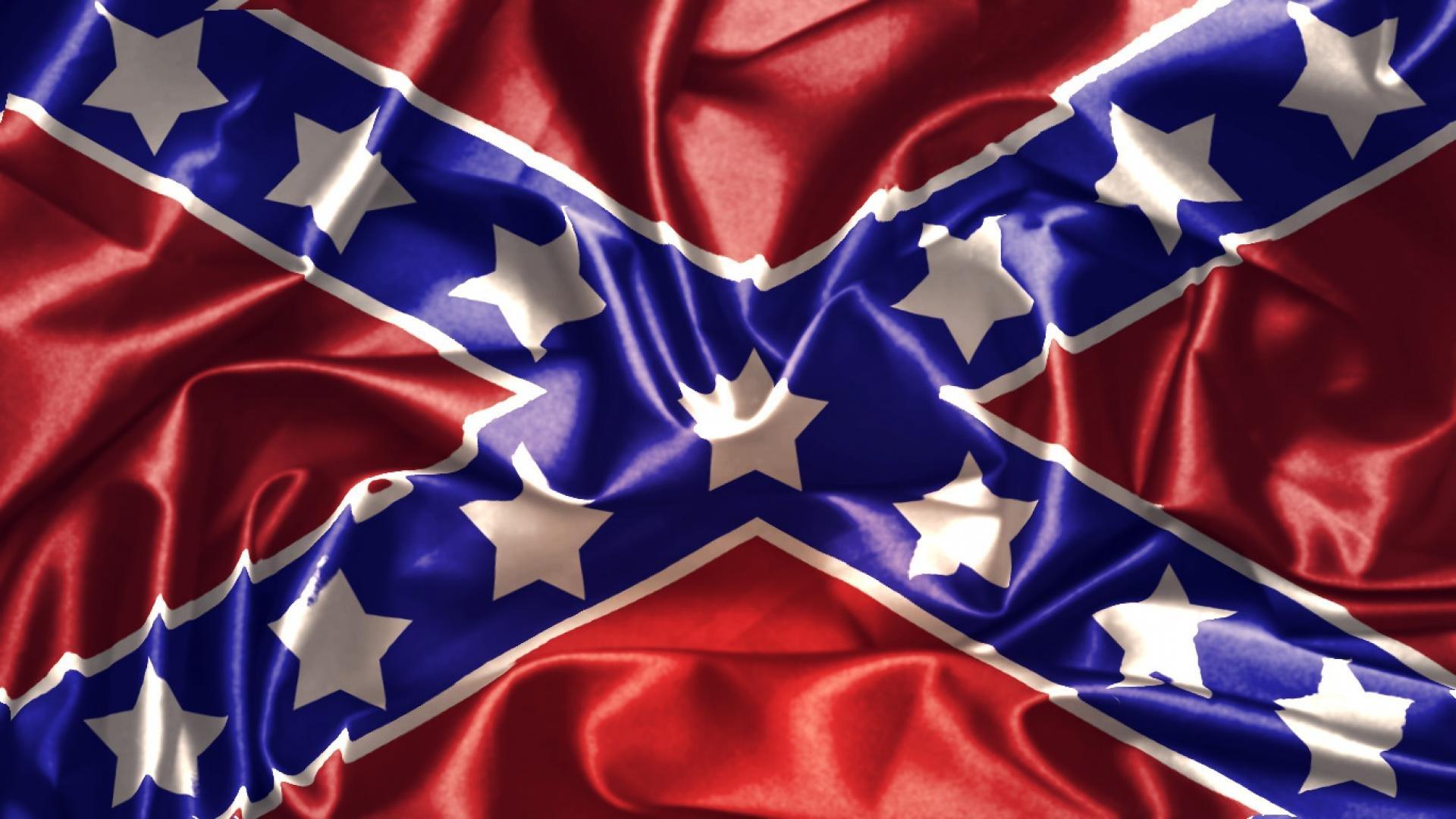 Confederate Flag Usa America United States Csa Civil War Rebel