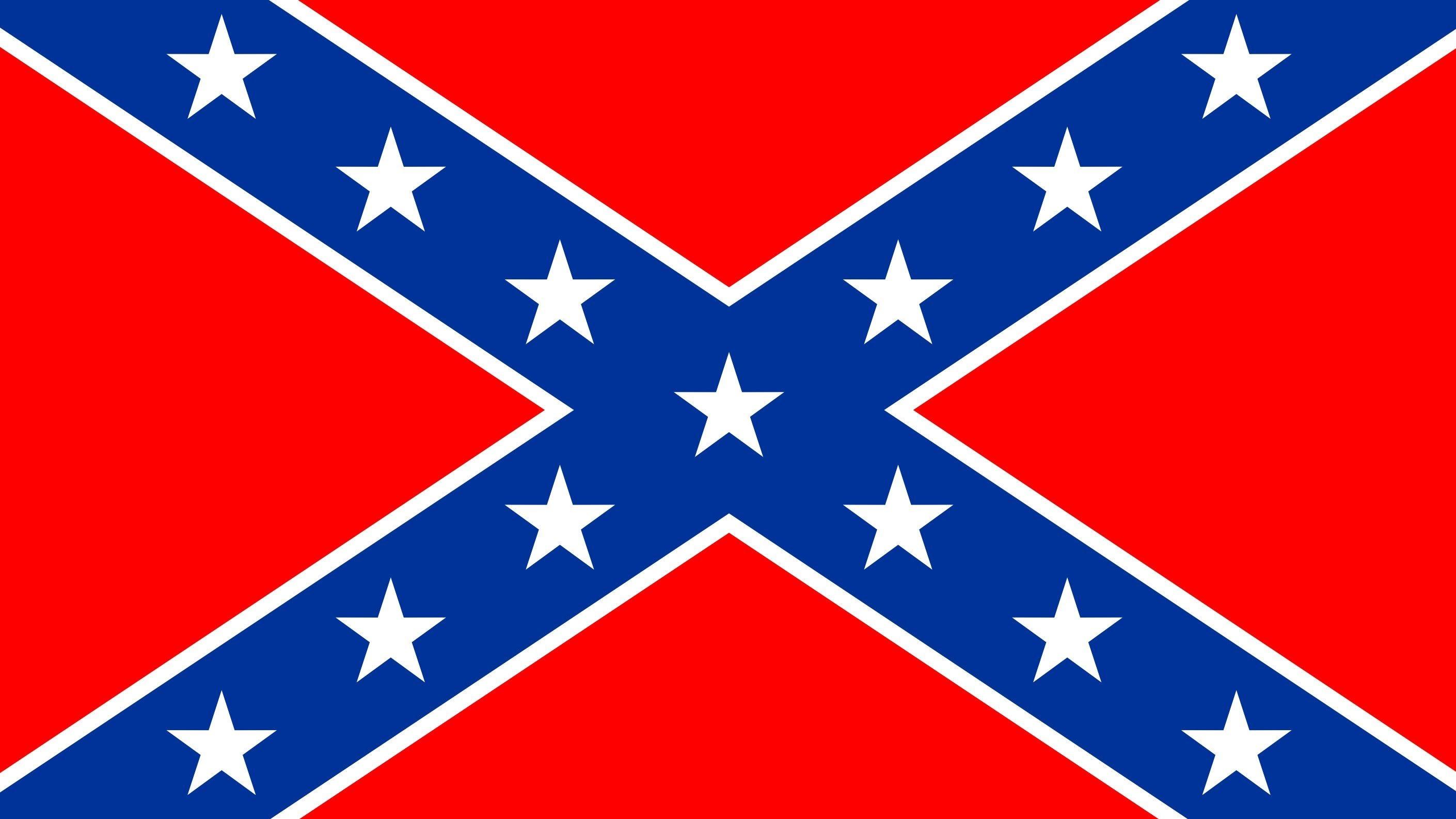 О флаг конфедерации южный крест