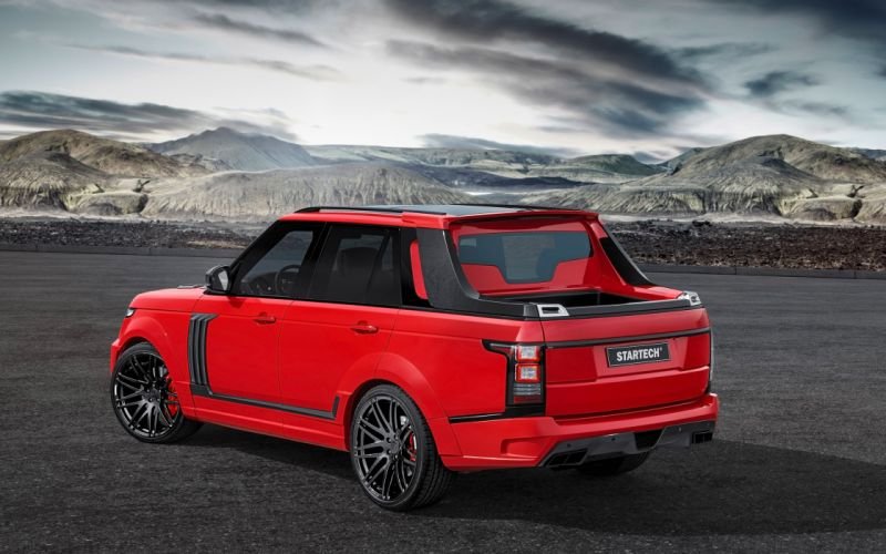 2015 Startech Range Rover Pickup wallpaper