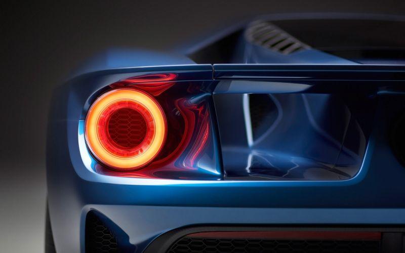 2016-Ford-GT wallpaper