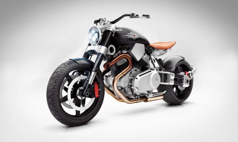 CONFEDERATE MOTORCYCLE superbike custom bike motorbike race racing hot rod rods speedster cafe racer wallpaper